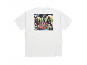 Triko Polar Fountain Tee White