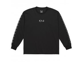 Triko Polar Racing Longsleeve Black