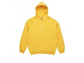 Mikina Polar Default Hood Yellow