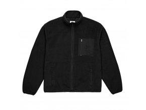 Bunda Polar Stenström Fleece Jacket (Black)