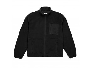Bunda Polar Stenström Fleece Jacket (Black)