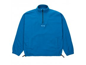 Bunda Polar Lightweight Fleece Pullover 2.0 Mykonos Blue