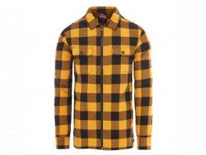Košile Vans x Independent Sunflower Flannel