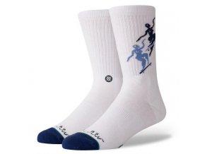 Ponožky Stance Pontus Alv Pontus White