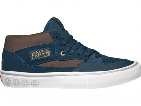 Boty Vans x Independent Half Cab Pro Dress Blues