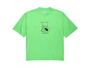 Triko Polar Toilet Surf Tee Summer Green