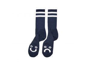 Ponožky Polar Happy Sad Socks Navy