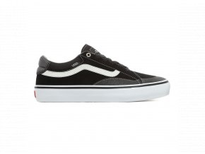Boty Vans TNT Advanced Prototype Black/White