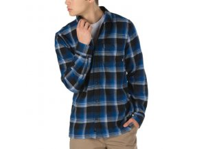 Košile Vans x Antihero Wired Flannel Shirt True Blue/Black