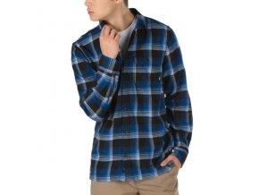 Košile Vans x Antihero Wired Flannel Shirt True Blue/Black
