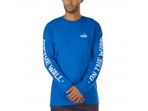 Triko Vans x Antihero On The Wire Tee Longsleeve Royal Blue