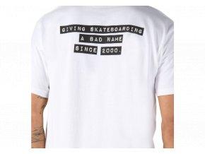 Triko Vans x Baker T-Shirt White