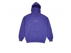 Mikina Polar Default Hood Violet