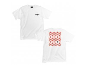 Triko Independent Baker 4 Life Regular S/S White