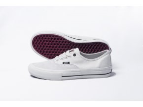 Boty Vans x Sour Authentic Pro Marshmallow/Ruby Wine
