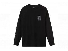 Triko Vans AVE Longsleeve T-Shirt Black