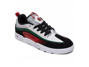 Boty DC Legacy 98 Slim White/Black/Green
