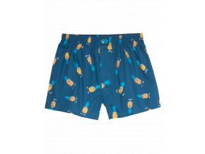 Trenýrky Lousy Livin Boxershorts Ananas (Blue Dive)