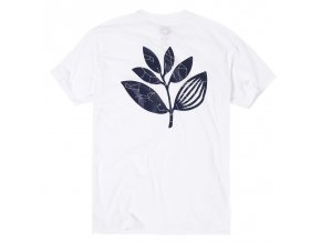 Triko Magenta Constelation Tee White