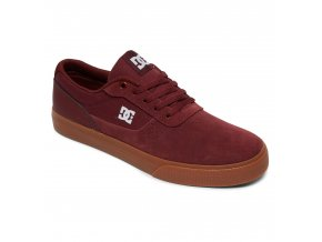 Boty DC Switch Burgundy