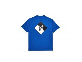 Triko Polar Staircase Tee Egyptian Blue