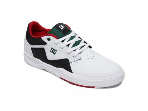 Boty DC Barksdale White/Red/Black