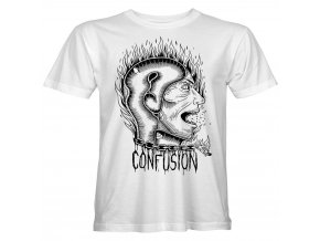 Triko Confusion Transitional Thoughts White