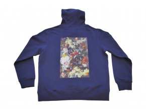 Mikina Poetic Collective Still Life Hoodie Navy