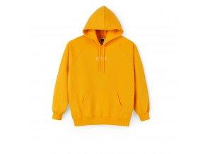 Mikina Polar Default Hoodie Yellow