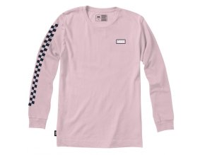 Triko Vans Off The Wall Classic Longsleeve Cool Pink