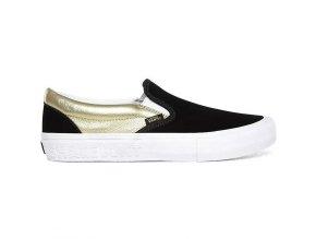 Boty Vans Slip-On Pro (Shake Junt) Black/Gold