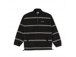 Mikina Polar Stripe Fleece Pullover 2.0 Black