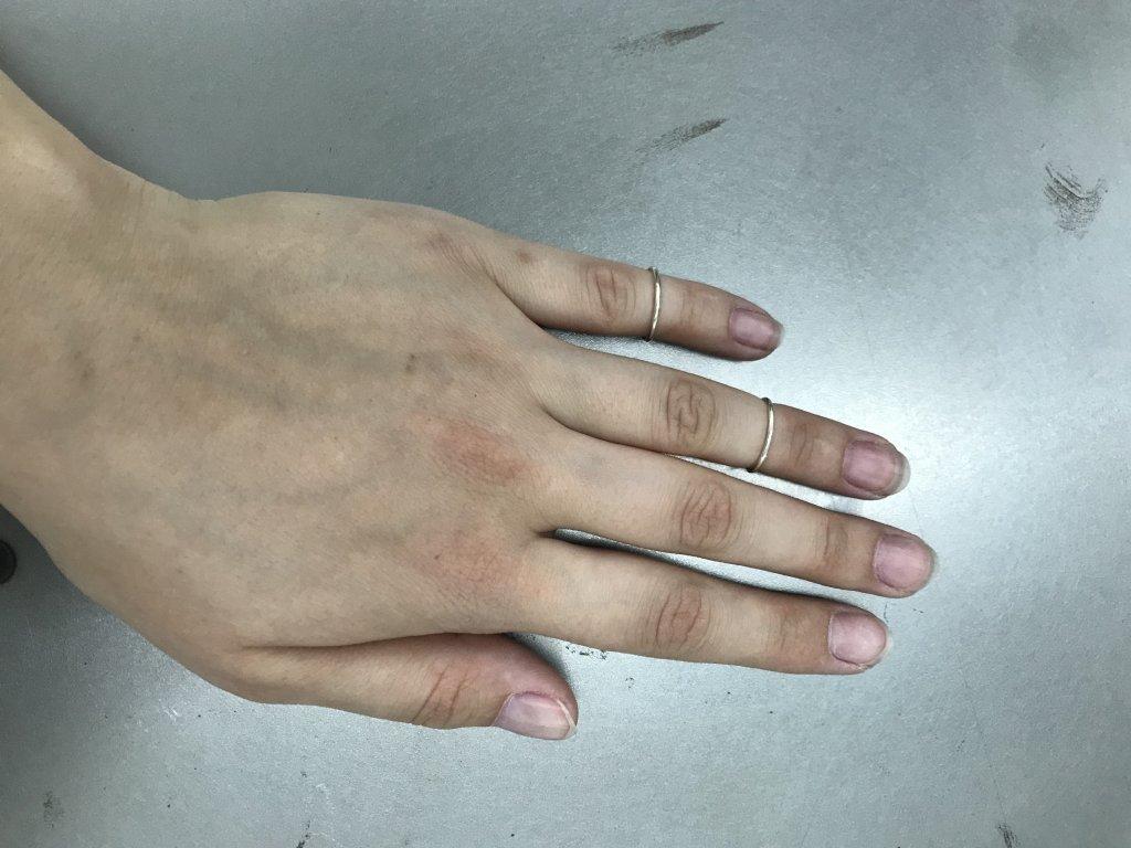 ELA CHROUST Middle ring - prsten na prostřední článek prstu - Ag stříbrný