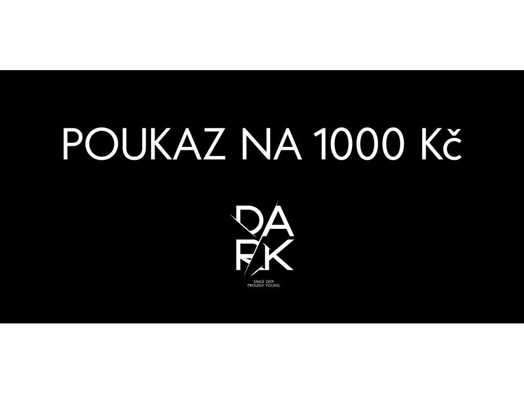 POUKAZ DARK logo