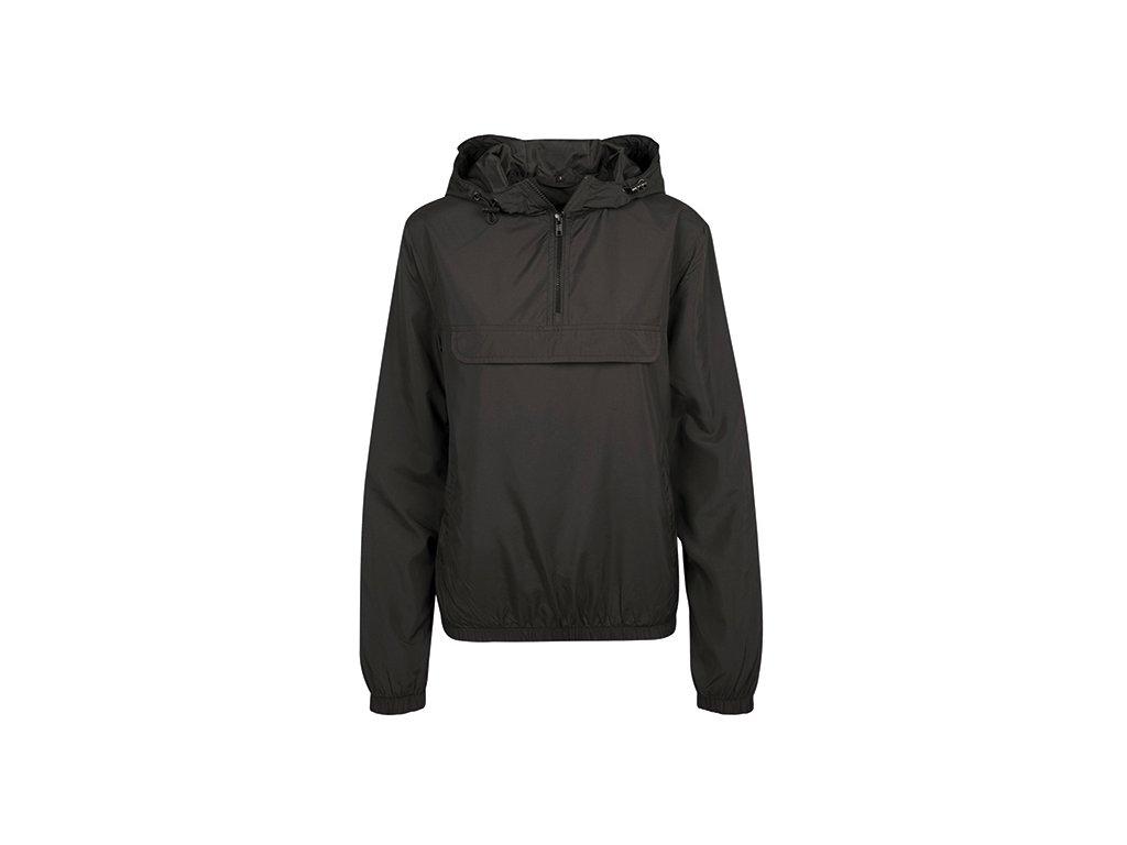 NTRXZ MVMNT dámská šusťáková bunda ANORAK black
