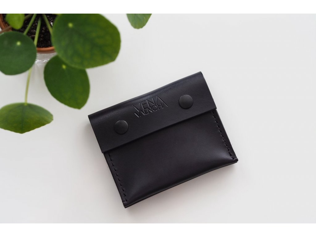 VENA VALNOHA peněženka LITEN černá