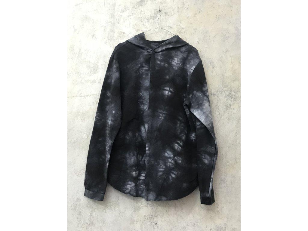 NTRXZ MVMNT pánská košile s kapucí DIE