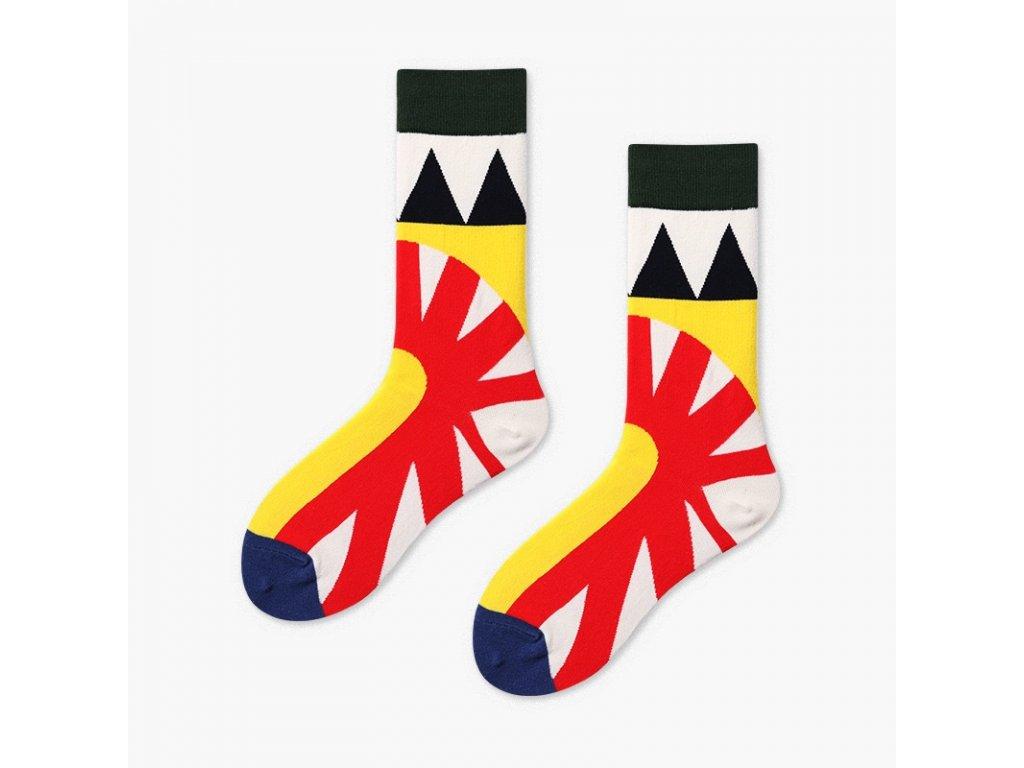 COUPLES Ponožky DREAMY SUNSET