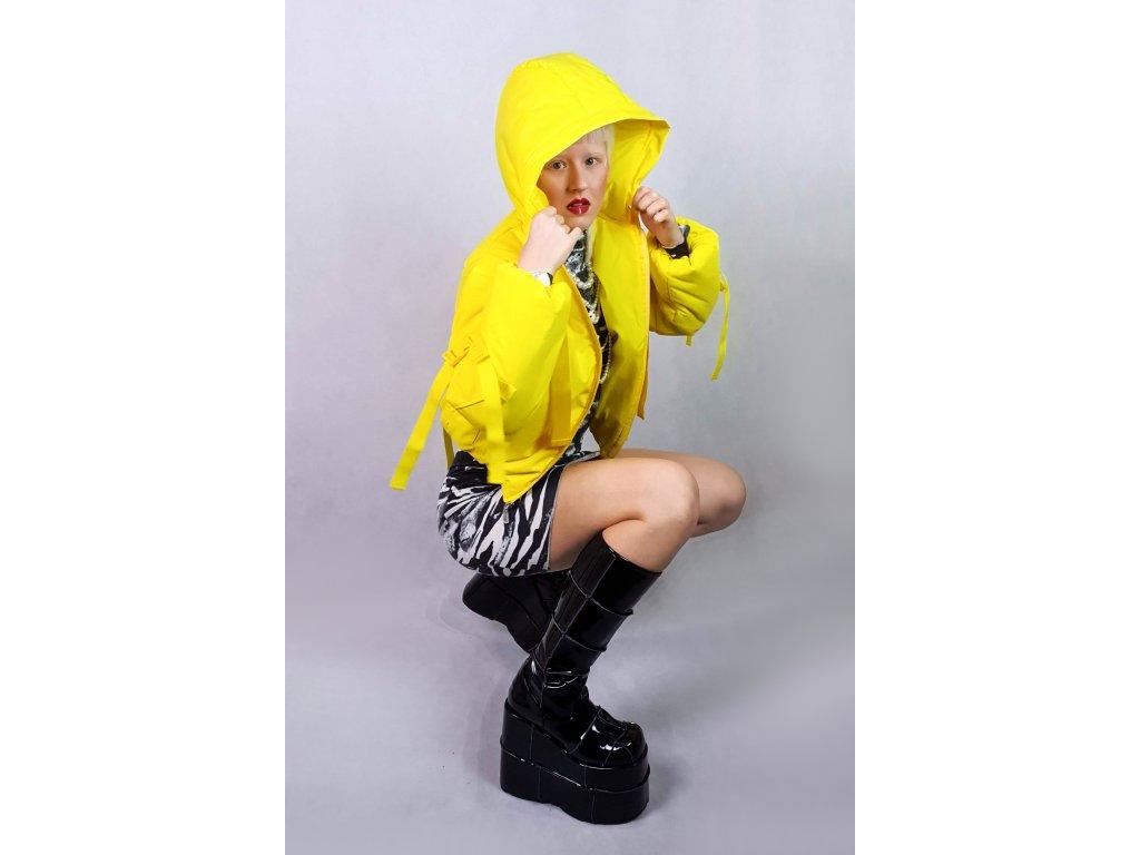 yellow bunda na tele