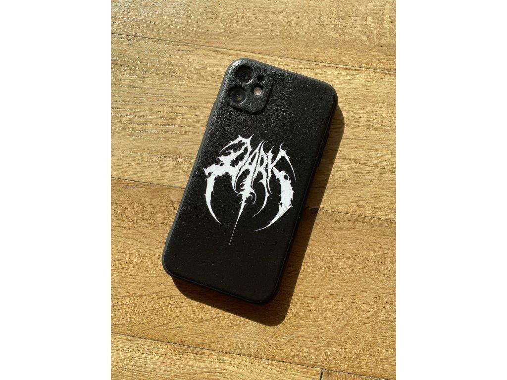 DARK / BLADEXLINES / NTRXZ Colab Collection - černý obal na Iphone