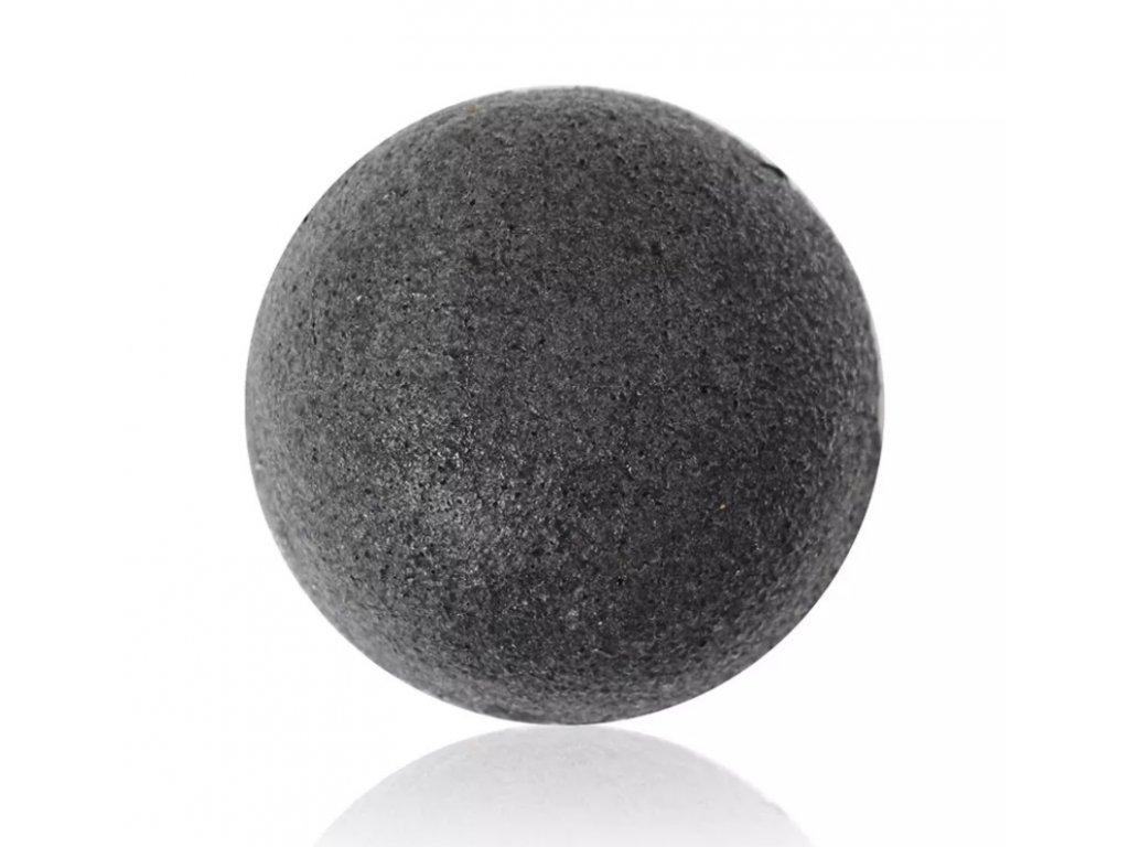 Konjak sponge - čistící houba černá - CHARCOAL