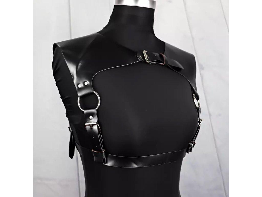 Bodypiece harness / kšandy - shoulders cover