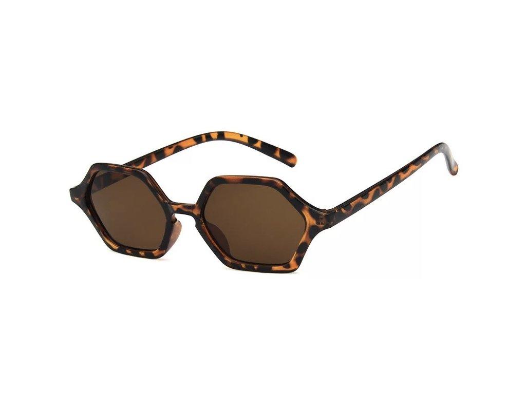 Sluneční brýle Rocka Shades Geo / havana turtle