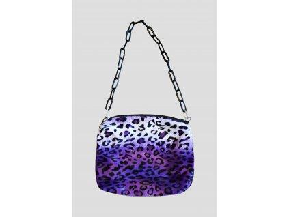purple leo kabelka