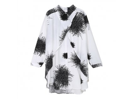 Košile s dlouhým rukávem - bílá / CHAOS