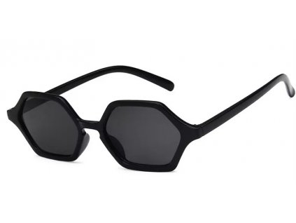 Sluneční brýle Rocka Shades Geo - černé