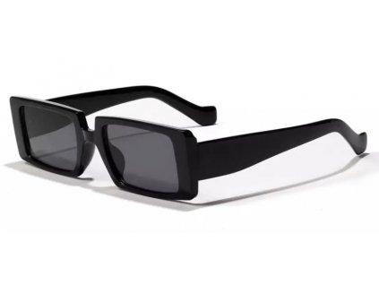 Sluneční brýle Rocka Shades Candy hranaté / černé