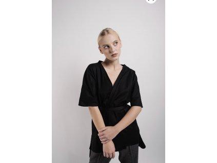 ARTGI černé kimono black