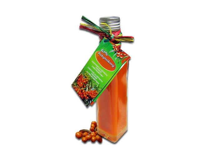 ovocny koncentrat rakytnik 67 250 ml l