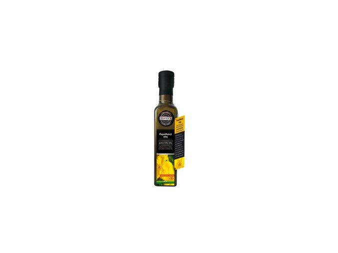 pupálkový olej